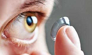 oční optika - kontaktní čočky