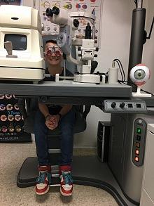 měření zraku 1