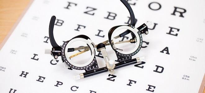 Měření zraku
