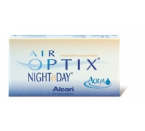 Kontaktní čočky air optix 5