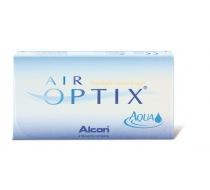 Kontaktní čočky air optix