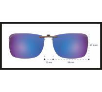 Sluneční klip na dioptrické brýle 1
