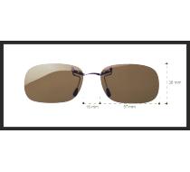 Sluneční klip na dioptrické brýle 4