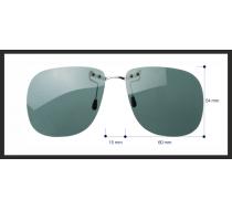Sluneční klip na dioptrické brýle 5